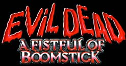 Logo of Evil Dead: A Fistful of Boomstick (XBOX)