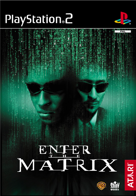 Enter the Matrix (2003) PS2