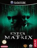 UK Boxshot of Enter The Matrix (GAMECUBE)