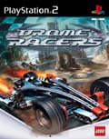 UK Boxshot of Drome Racers (PS2)