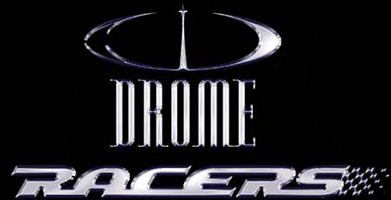 Logo of Drome Racers (PS2)