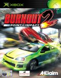 UK Boxshot of Burnout 2: Point of Impact (XBOX)