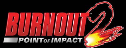 Logo of Burnout 2: Point of Impact (XBOX)