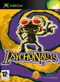 UK Boxshot of Psychonauts (XBOX)