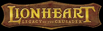 Logo of Lionheart: Legacy of the Crusader (PC)