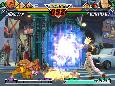 Click to enlarge this screenshot of Capcom vs SNK 2: EO (GAMECUBE)