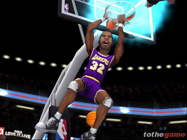 Screenshot of NBA Jam (XBOX)