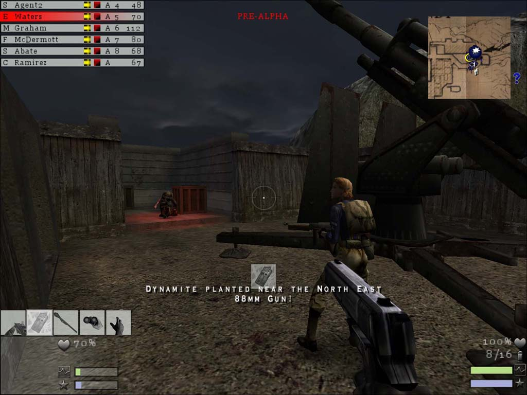 screen6 large Return to Castle Wolfenstein: Enemy Territory [Full PC]