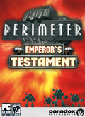 US Boxshot of Perimeter: Emperor's Testament (PC)