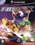 UK Boxshot of F-Zero GX (GAMECUBE)