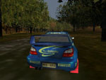 Screenshot of Pro Rally (GAMECUBE)