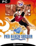 UK Boxshot of Pro Beach Soccer (PC)