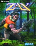 UK Boxshot of Zax: The Alien Hunter (PC)
