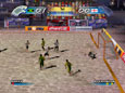 Screenshot of Pro Beach Soccer (XBOX)