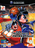 UK Boxshot of Disney Sports Basketball (GAMECUBE)