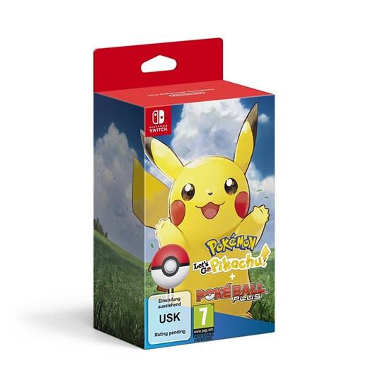 Pokémon: Let's Go, Pikachu! – Poké Ball Plus Edition