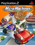 UK Boxshot of MicroMachines (PS2)