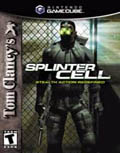 US Boxshot of Tom Clancy's Splinter Cell (GAMECUBE)