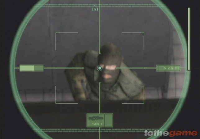 Screenshot of Tom Clancy's Splinter Cell (GAMECUBE)
