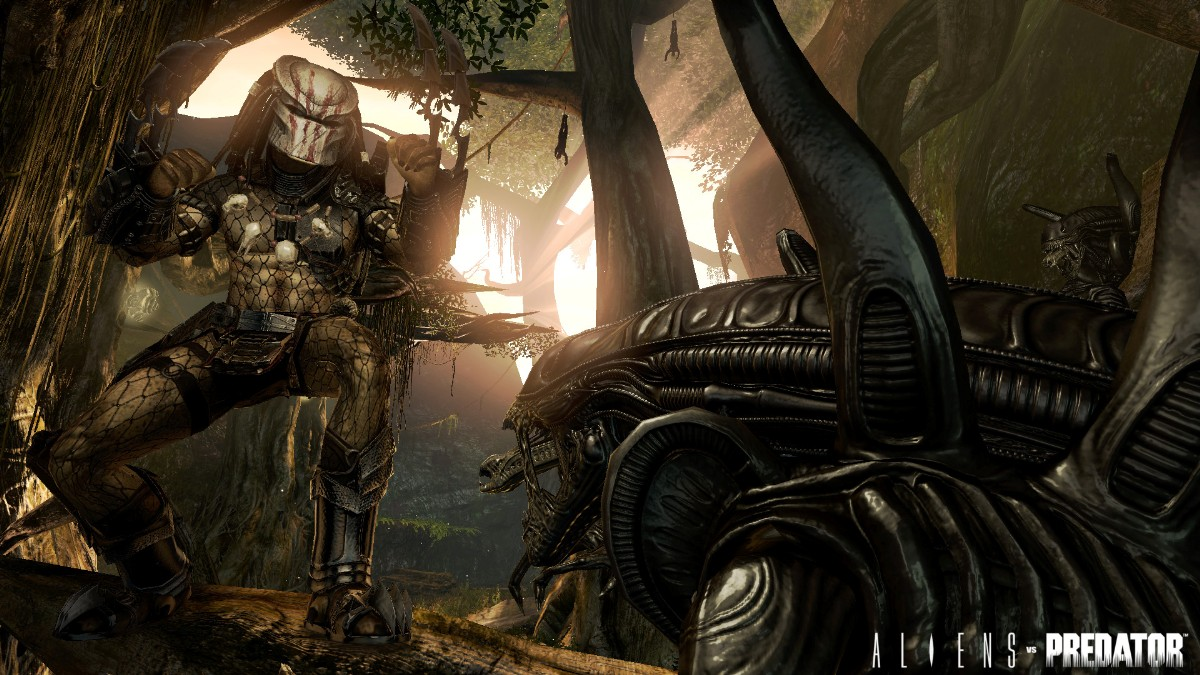 screen1 large Alien Vs Predator Gold Edition [PC]
