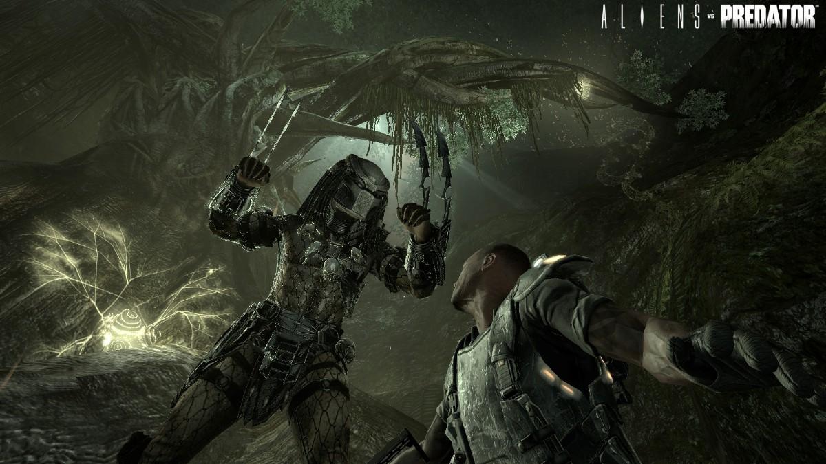 screen5 large Alien Vs Predator Gold Edition [PC]
