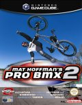 UK Boxshot of Mat Hoffman's Pro BMX 2 (GAMECUBE)