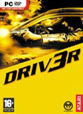 UK Boxshot of Driv3r (PC)