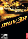 US Boxshot of Driv3r (PC)