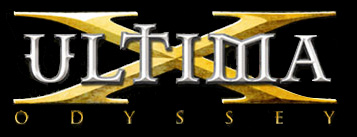 Logo of Ultima X: Odyssey (PC)