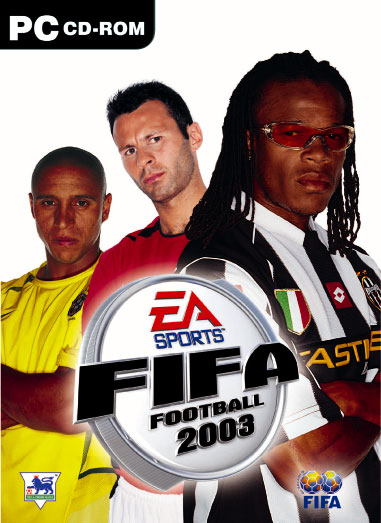 boxshot uk large FIFA Football 2003 [PC]