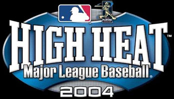 Logo of High Heat Major League Baseball 2004 (PC)