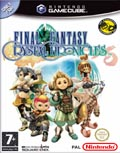 UK Boxshot of Final Fantasy Crystal Chronicles (GAMECUBE)