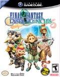 US Boxshot of Final Fantasy Crystal Chronicles (GAMECUBE)