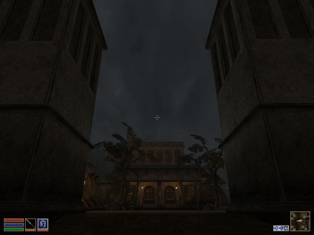 Screenshot of Elder Scrolls III: Morrowind (PC)