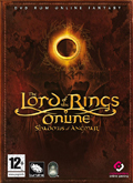 UK Boxshot of Lord of the Rings Online: Shadows of Angmar (PC)