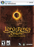 US Boxshot of Lord of the Rings Online: Shadows of Angmar (PC)