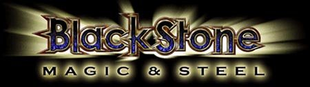 Logo of BlackStone: Magic & Steel (XBOX)