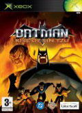 UK Boxshot of Batman: Rise of Sin Tzu (XBOX)
