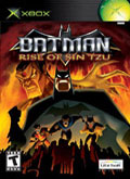 US Boxshot of Batman: Rise of Sin Tzu (XBOX)