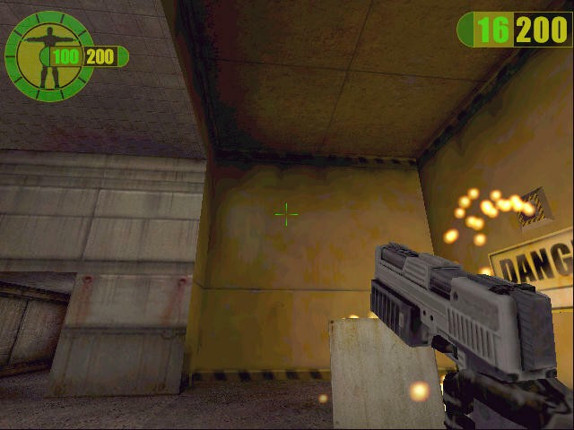 screen1 large Red Faction [PC]