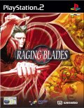 UK Boxshot of Raging Blades (PS2)