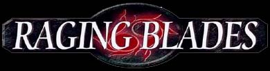 Logo of Raging Blades (PS2)