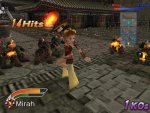 Screenshot of Mystic Heroes (PS2)