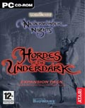 UK Boxshot of Neverwinter Nights: Hordes of the Underdark (PC)
