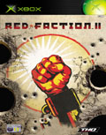 UK Boxshot of Red Faction II (XBOX)