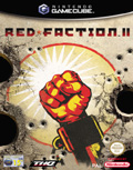 UK Boxshot of Red Faction II (GAMECUBE)