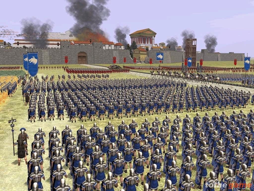 Rome Total War - Roma Surrectum II Русская версия 2.1. Rome Total War
