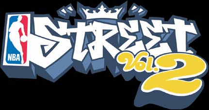 Logo of NBA Street 2 (PS2)