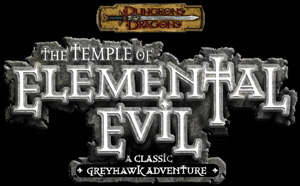 Logo of Greyhawk: The Temple of Elemental Evil (PC)