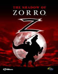UK Boxshot of The Shadow of Zorro (PC)